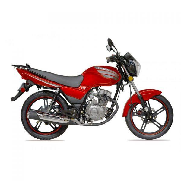Motos Moto Nueva 0km Yumbo Gts 125 Ii Con Casco Regalo
