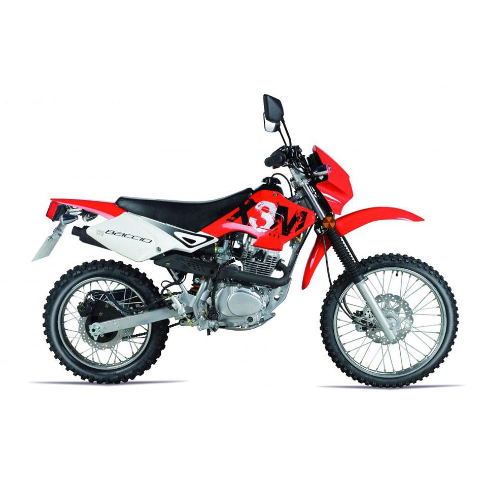 Baccio X3m 125 Enduro - $ 28.000 en Mercado Libre