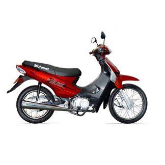 MOTOMEL BLITZ 110 ROJA