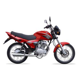 MOTOMEL S2 200 ROJA