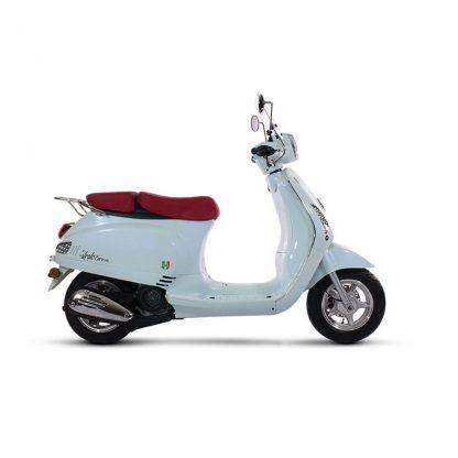 MOTOMEL STRATO EURO125 BLANCA