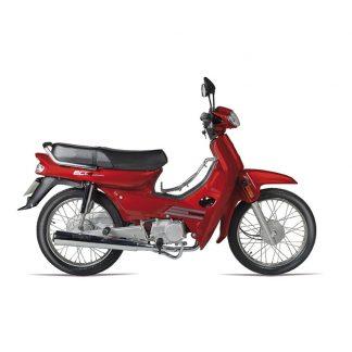YUMBO ECO 70 AUTO ROJA